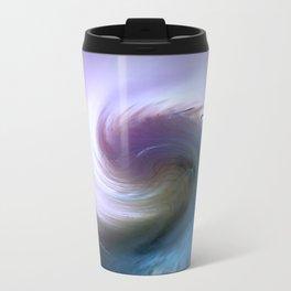 Swirled Travel Mug