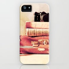 Still Life With Portmanteau iPhone (5, 5s) Slim Case