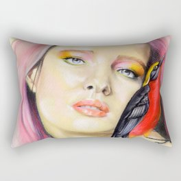 Natalya II Rectangular Pillow