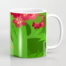 q for quetzal Mug