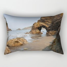 The Hole Thing Rectangular Pillow