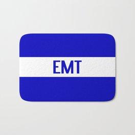 EMT: The Thin White Line Bath Mat