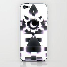 Sun Pyramid iPhone Skin