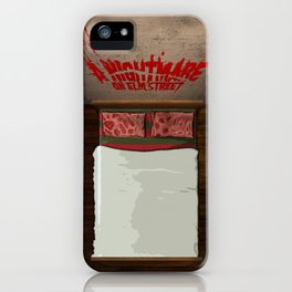 A Nightmare on ElmStreet iPhone Case