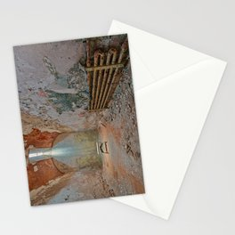 Abandoned Prison Cell Stationery Cards