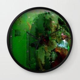 glitch cloud 2. Wall Clock