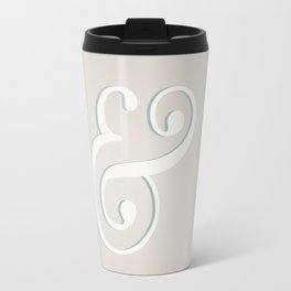 Ampersand-licious Travel Mug