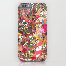 Of the Hare Meadow iPhone 6s Slim Case