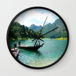 Khao Sok National Park, Thailand Wall Clock