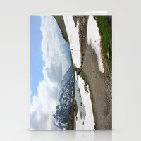 switzerland Stationery Cards featuring Switzerland by Eng Amali
