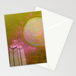 Planetary Moods 1A Stationery Cards