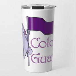 Color Guard - Unicorn Travel Mug