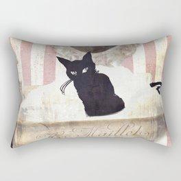 Bad Cat II Rectangular Pillow