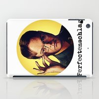 dwight schrute iPad Cases featuring Perfectenschlag  |  Dwight Schrute by Silvio Ledbetter