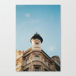 Vienna Architecture Canvas Print