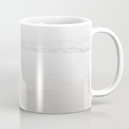 Contemplating Waves Coffee Mug