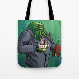 Boss Monster Tote Bag