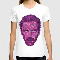 house md T-shirts featuring House by Wink