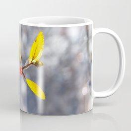 Red Berries in the Snow Coffee Mug