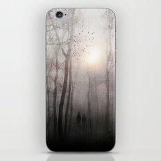 Eternal walk iPhone Skin