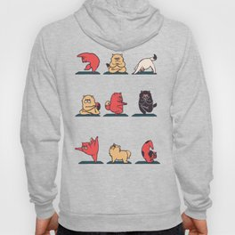 Cat Yoga Hoody