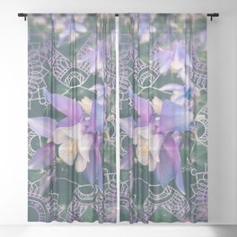 Your Mercy Sheer Curtain