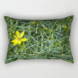 Coreopsis 5 Rectangular Pillow