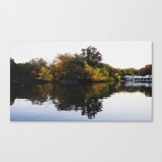 Central Park Fall Series 5 Canvas Print