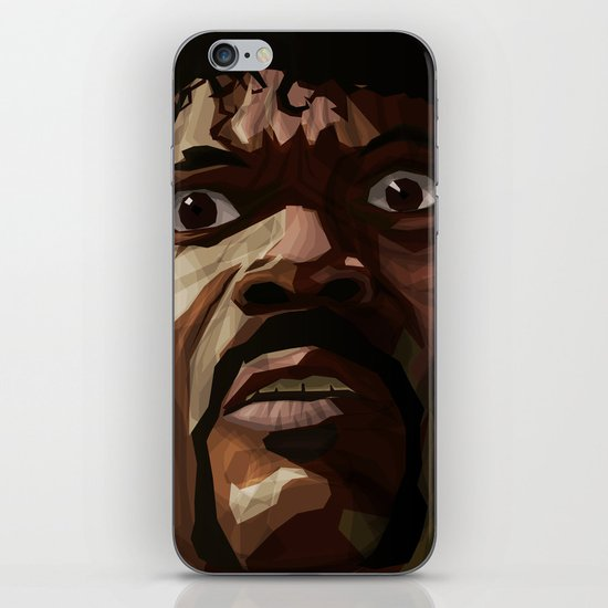Pulp Fiction - Jules Winnfield iPhone & iPod Skin