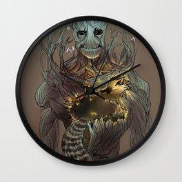 The Guardians Galaxy Wall Clock
