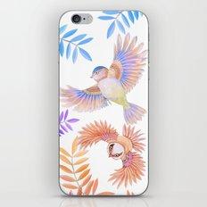 Tropical Bird iPhone & iPod Skin