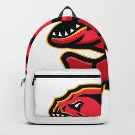 Piranha Sports Mascot Backpack