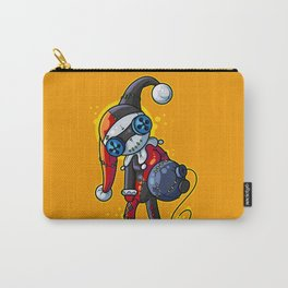 Harley Doll Carry-All Pouch