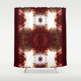 Pavement of Humankind Shower Curtain