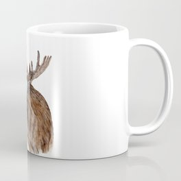 Moose on Vacation Coffee Mug