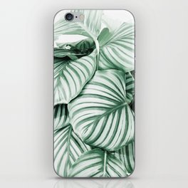 Long embrace iPhone Skin