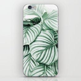 Long embrace iPhone Skin