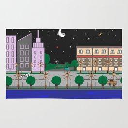 Night City Rug