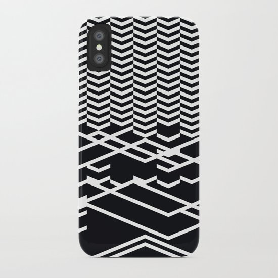 Defragmentation Iphone Case By Leandro Pita Society6