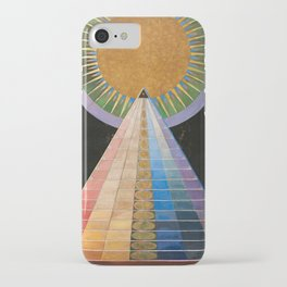 Hilma af Klint, Altarpiece iPhone Case