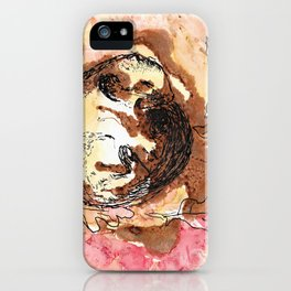 Dormouse iPhone Case
