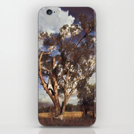 Windswept Tree 01 iPhone Skin
