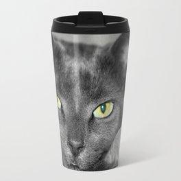 Cats Eyes Travel Mug