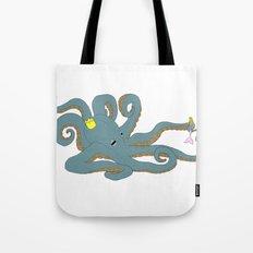 Octobarbie Tote Bag