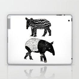 Malayan Tapir & Baby Laptop & iPad Skin