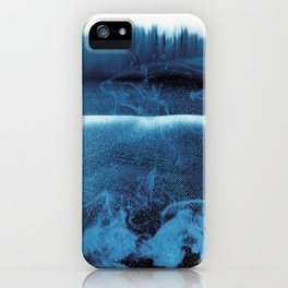 The twilight hour iPhone Case