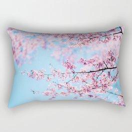 Sakura 06 Rectangular Pillow