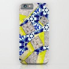 Porcelain 8.5 Million Stories Slim Case iPhone 6s