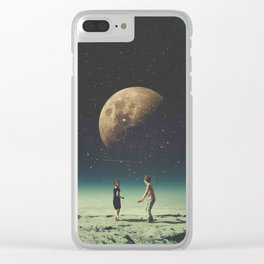 Uncontrol Clear iPhone Case