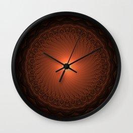 Mini Eclipse Wall Clock